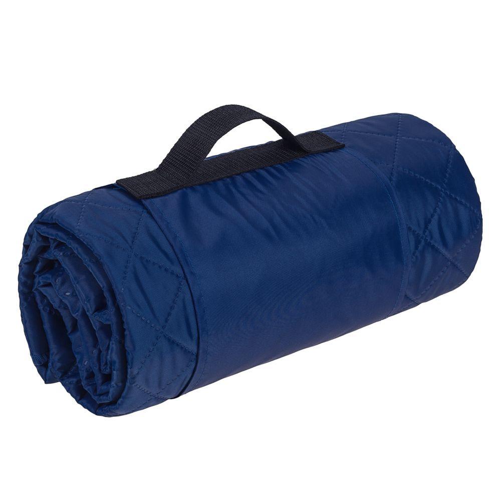 Плед для пикника Comfy, 115х140 см, ярко-синий