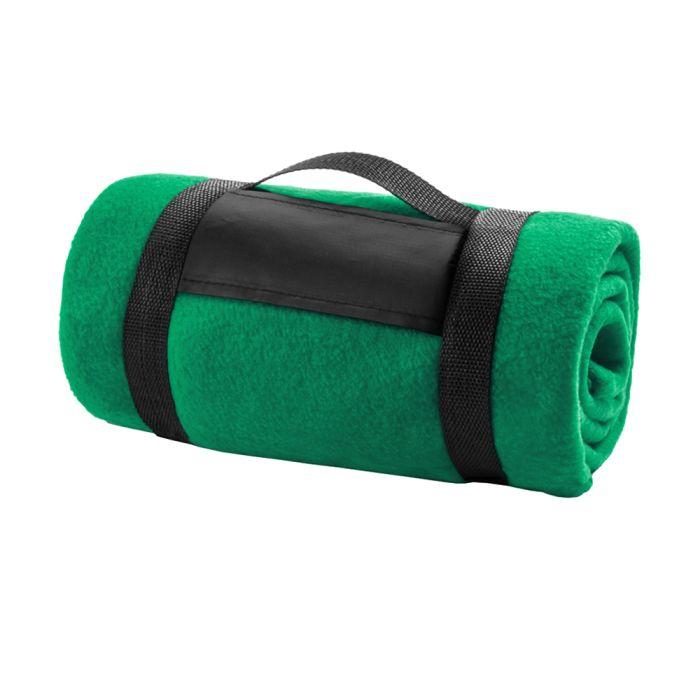 Плед Арго - Зеленый FF, 130х150