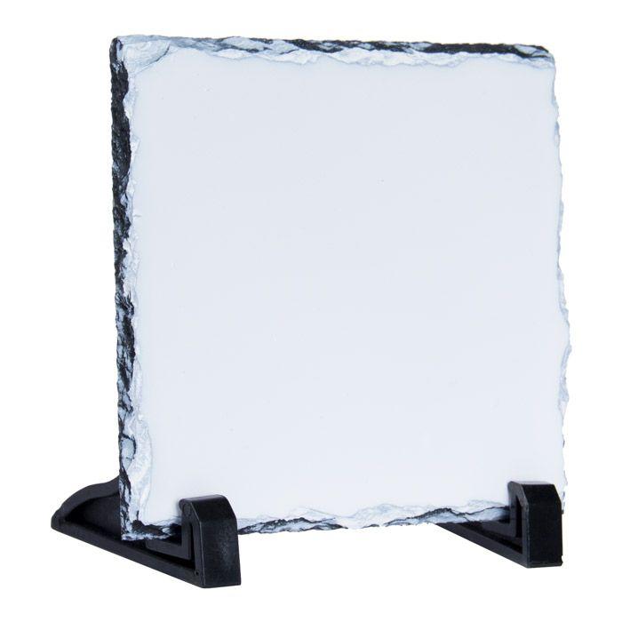 Фотокамень для сублимации, квадратный 15х15 см, стандарт
