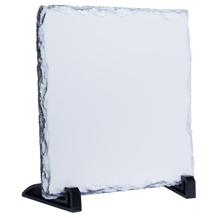 Фотокамень для сублимации, квадратный 20х20 см, стандарт