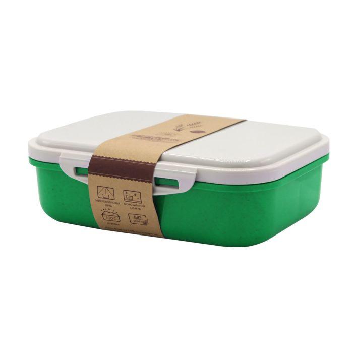 Ланчбокс (контейнер для еды) Frumento - Зеленый FF, 1000 мл