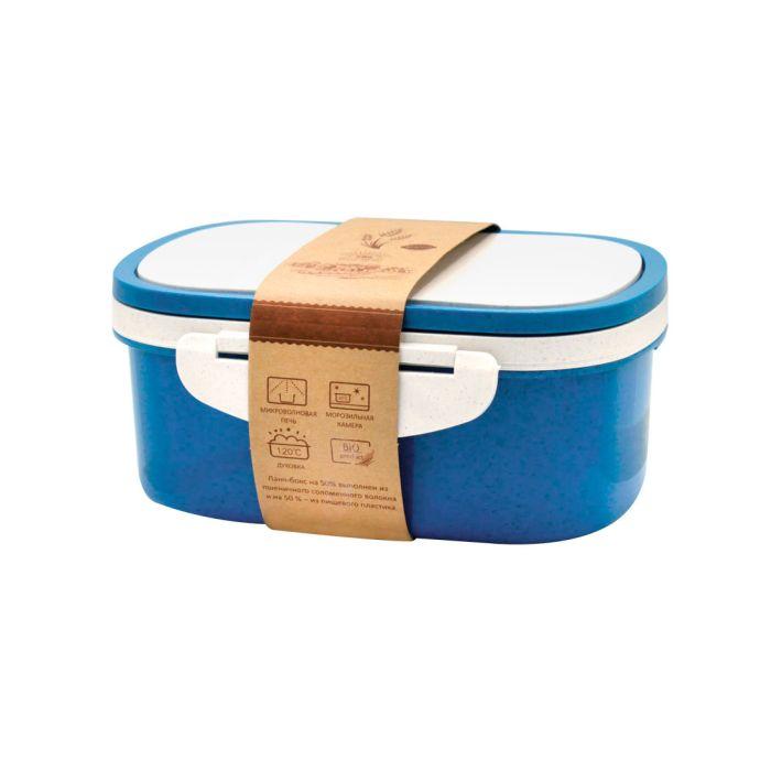 Ланчбокс (контейнер для еды) Paul - Синий HH, 1000 мл