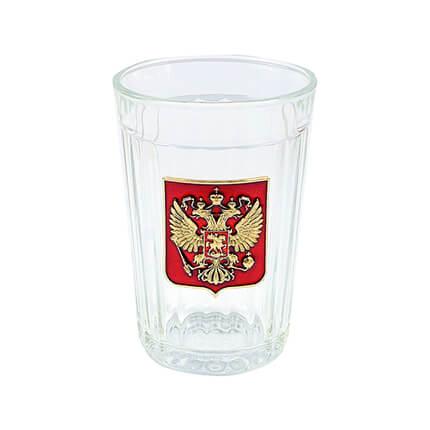 """Гранёный стакан """"ОФИЦИАЛЬНЫЙ ПРИЁМ"""""""