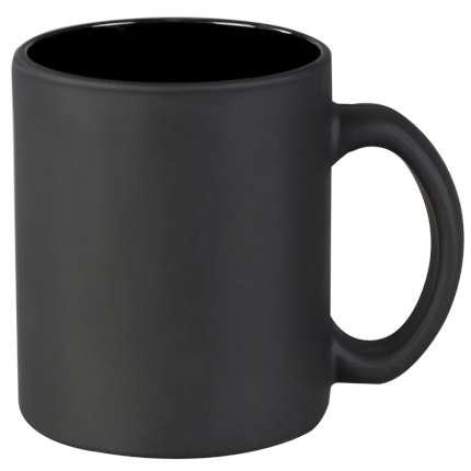 Кружка Foggy матовая, 290 мл, чёрная