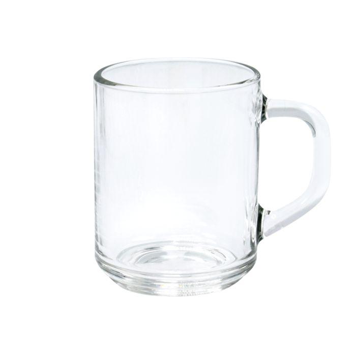 КРУЖКА стеклянная Green Tea, 200 мл