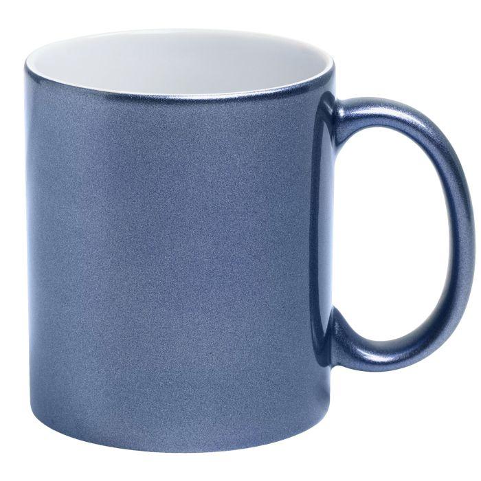 Кружка Ore для сублимационной печати, 330 мл, цвет синий