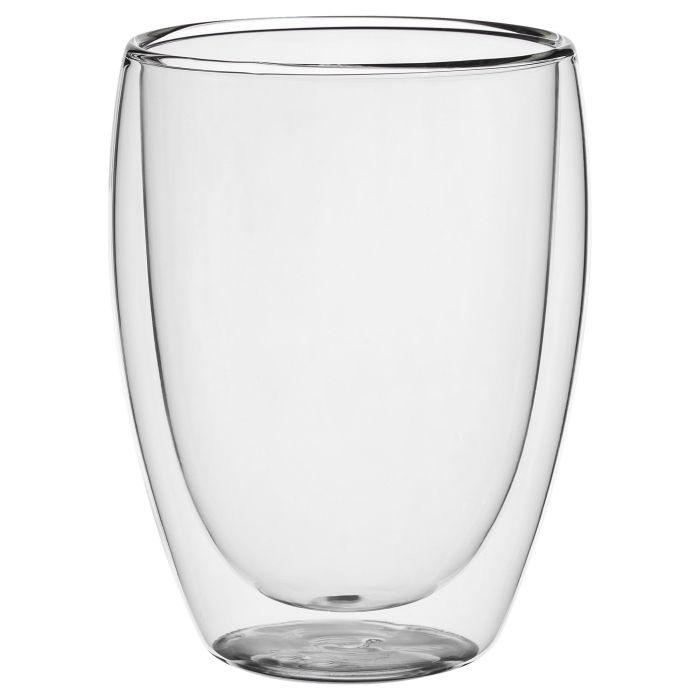 Стакан с двойными стенками Glass Big Bubble, ver.2, 350 мл