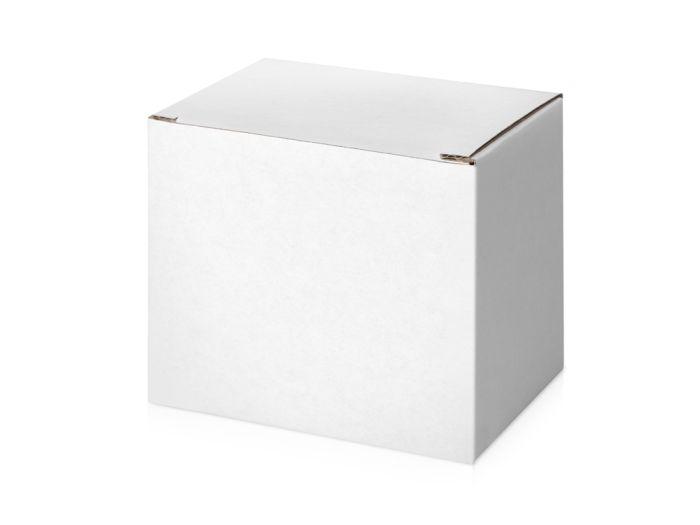 Коробка для кружки, размер 11,7х8,5х10 см, белая