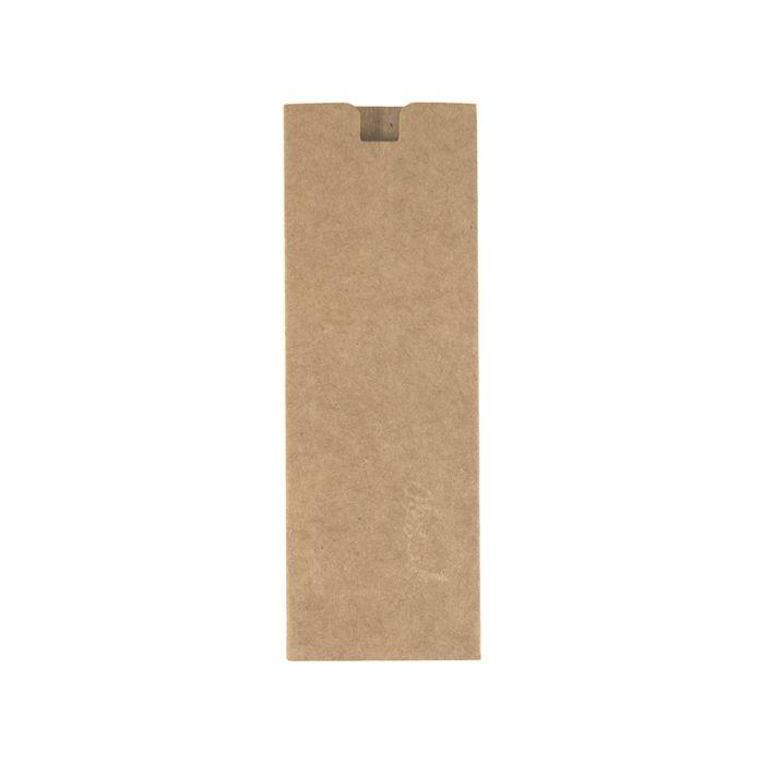 Футляр для одной ручки RUDY, картон, натуральный