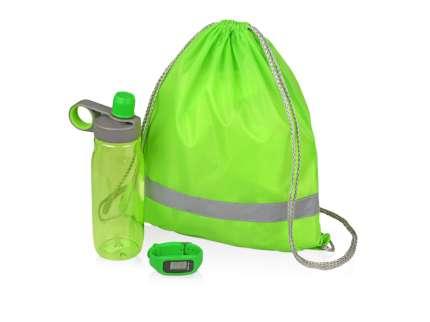 """Подарочный набор """"Giro"""", цвет зелёное-яблоко"""