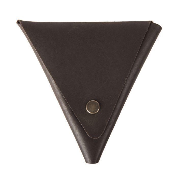 Чехол для наушников из натуральной кожи Loft, коричневый