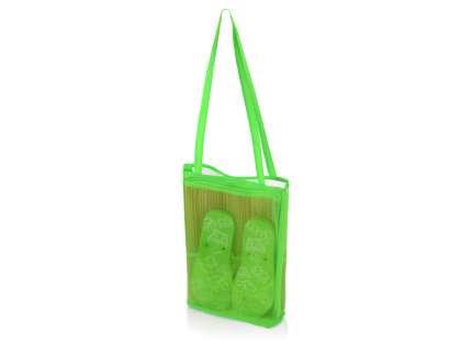 """Пляжный набор """"Тропики"""", зелёный"""