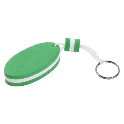 Непотопляемый брелок Soke, зелёный