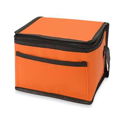 """Сумка-холодильник """"Альбертина"""", оранжевая"""