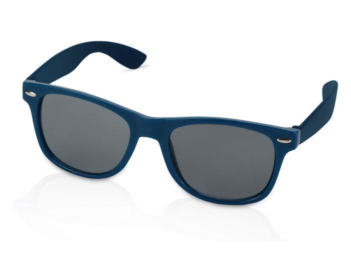 """Очки солнцезащитные """"Шеффилд"""", цвет синий"""