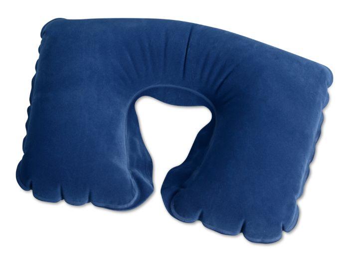 """Подушка надувная """"Сеньос"""", синяя"""