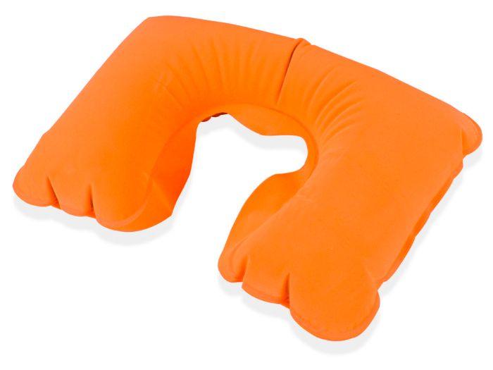"""Подушка надувная """"Сеньос"""", оранжевая"""