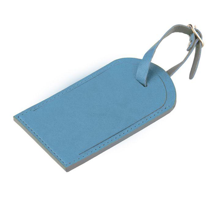 Багажная бирка TINTED, коллекция ITEMS, цвет голубой