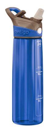 Спортивная бутылка для воды Addison, 750 мл, синяя