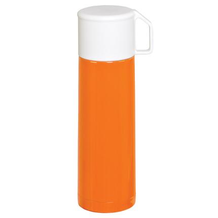 """Термос """"GIORGIO"""", 500 мл, цвет корпуса оранжевый"""