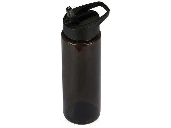 "Бутылка для воды ""Speedy"", объём 700 мл, цвет чёрный"