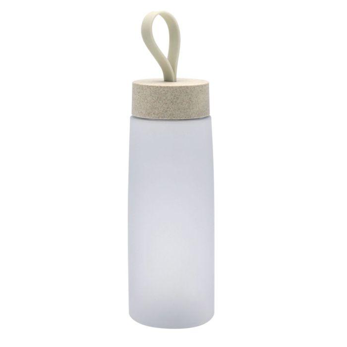 Бутылка для воды Flappy - Белый BB, 500 мл