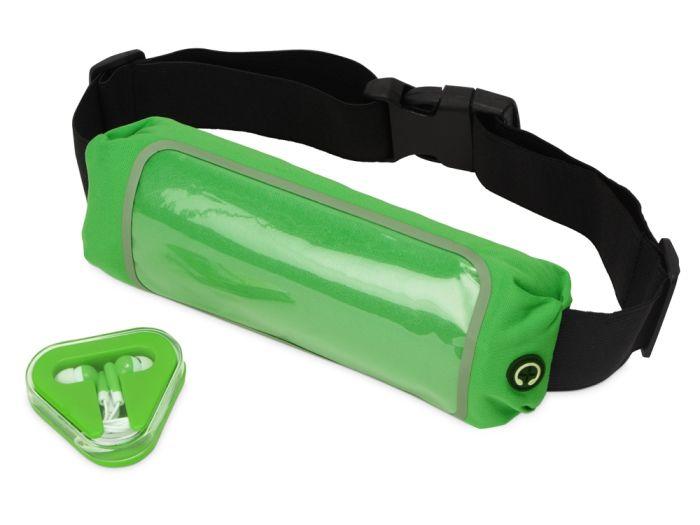 Набор для бега «Sprint», зеленое яблоко