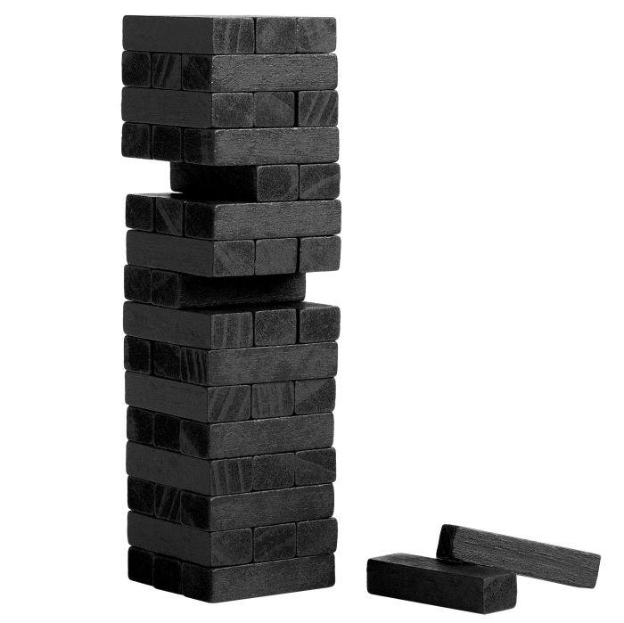 Игра «Деревянная башня мини», черная