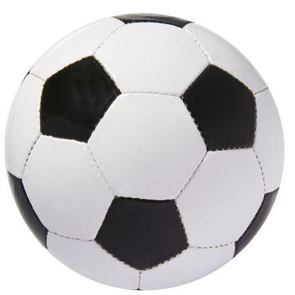 Мяч футбольный Street, бело-чёрный