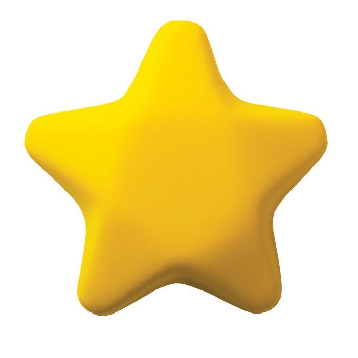 """Антистресс """"Звезда"""", жёлтый"""